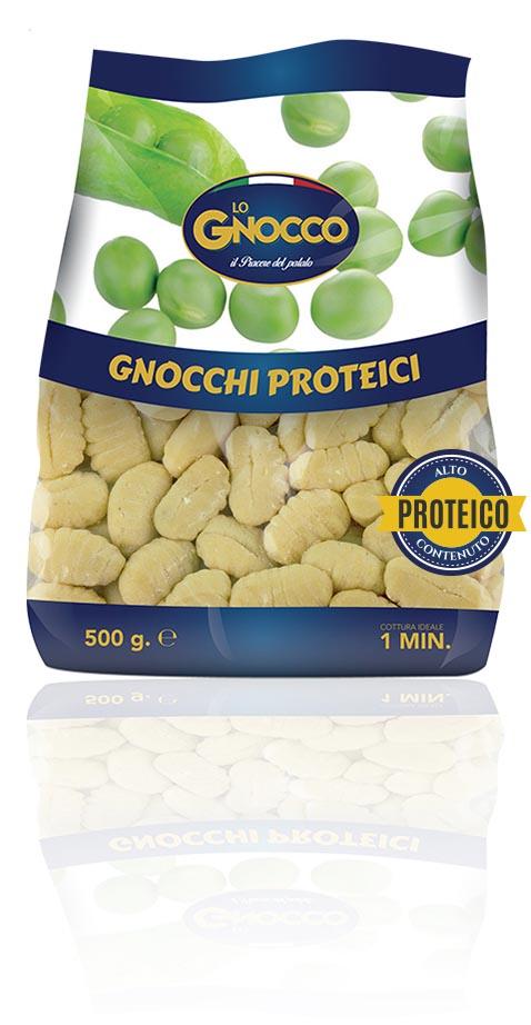 Protein gnocchi